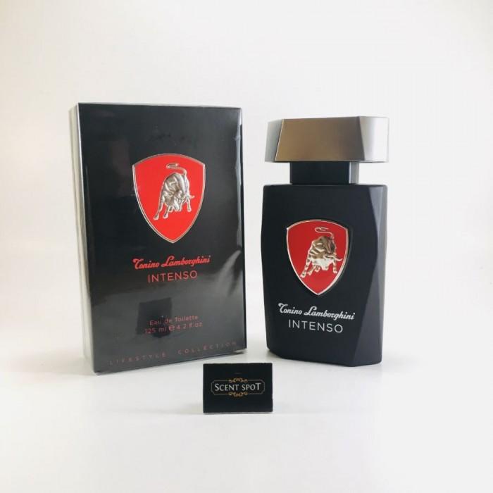 Intenso by Tonino Lamborghini (New in Box) 125ml Eau De Toilette Spray (Men)