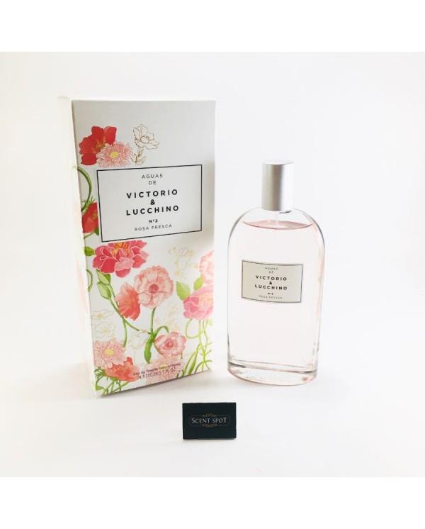 No 2 Rosa Fresca by Victorio & Lucchino (New in Box) 150ml Eau De Toilette Spray (Women)