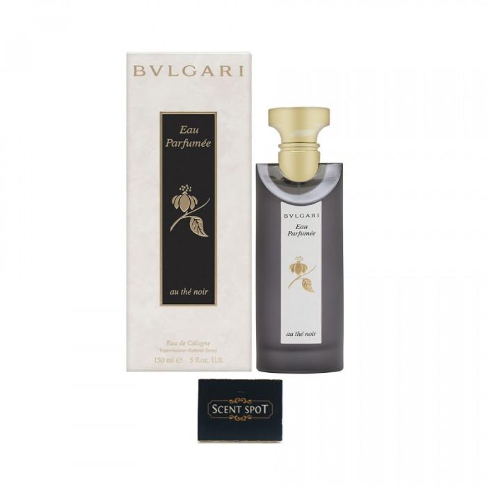 Eau Parfumee Au The Noir by Bvlgari (New in Box) 150ml Eau De Cologne Spray (Women)