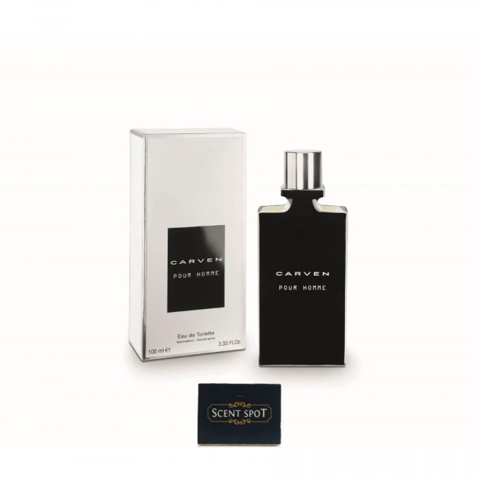 Pour Homme by Carven (New in Box) 100ml Eau De Toilette Spray (Men)