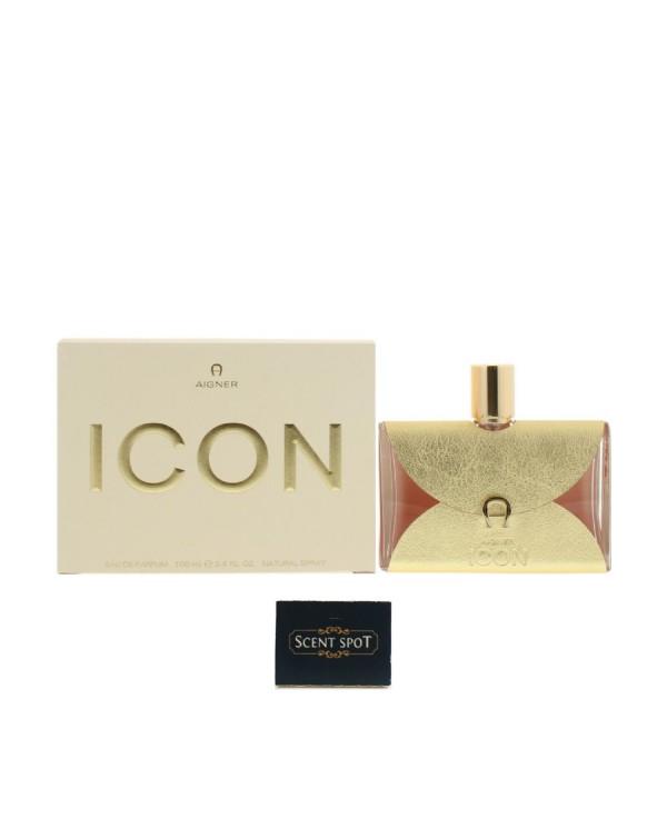 Icon by Etienne Aigner (New in Box) 100ml Eau De Parfum Spray (Women)