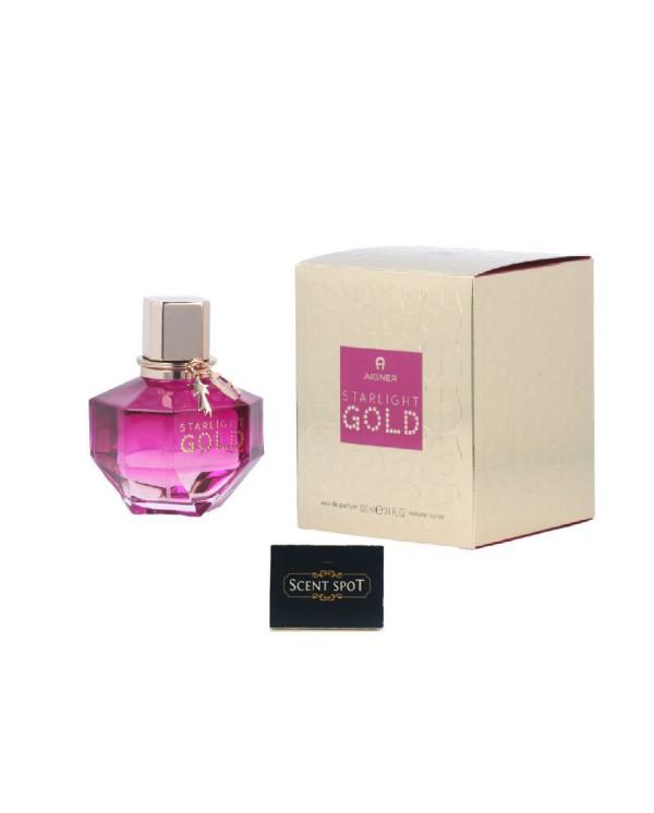 Starlight Gold by Etienne Aigner (New in Box) 100ml Eau De Parfum Spray (Women)