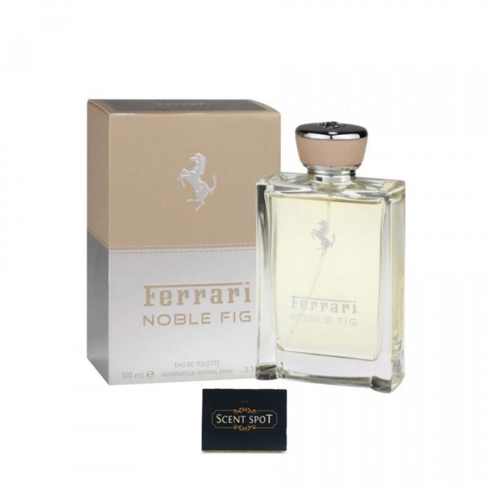 Noble Fig by Ferrari (New in Box) 100ml Eau De Toilette Spray (Unisex)