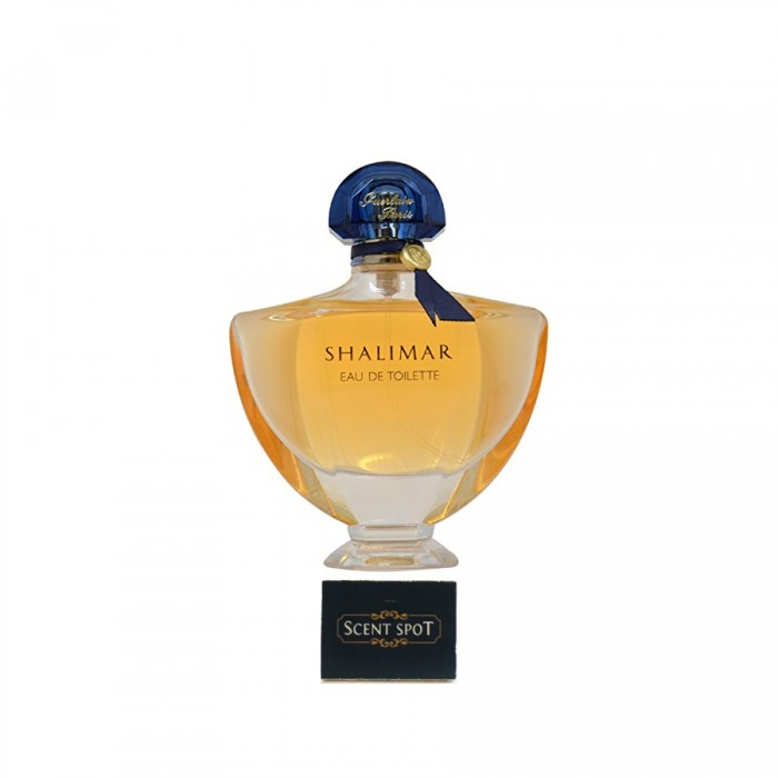 Shalimar by Guerlain (Tester) 90ml Eau De Toilette Spray (Women)