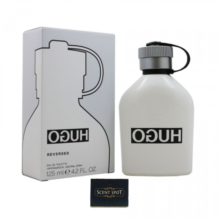 Reversed by Hugo Boss (New in Box) 125ml Eau De Toilette Spray (Men)