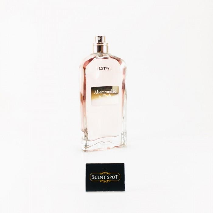 First Instinct by Abercrombie & Fitch (Tester) 100ml Eau De Parfum Spray (Women)