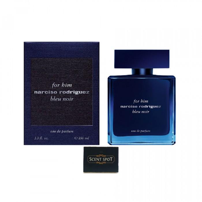 Bleu Noir by Narciso Rodriguez (New in Box) 100ml Eau De Parfum Spray (Men)