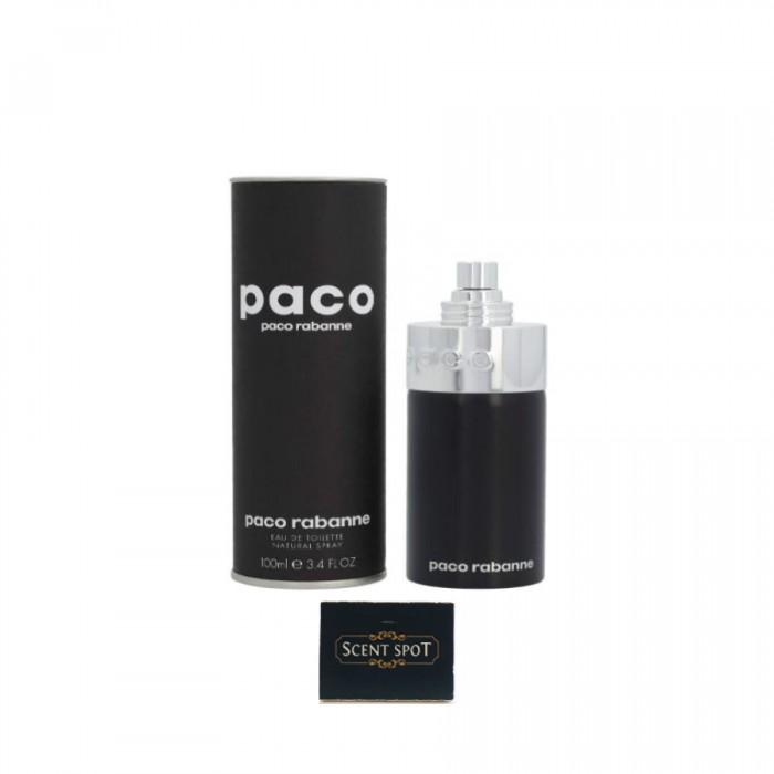 Paco by Paco Rabanne (New in Box) 100ml Eau De Toilette Spray (Unisex)