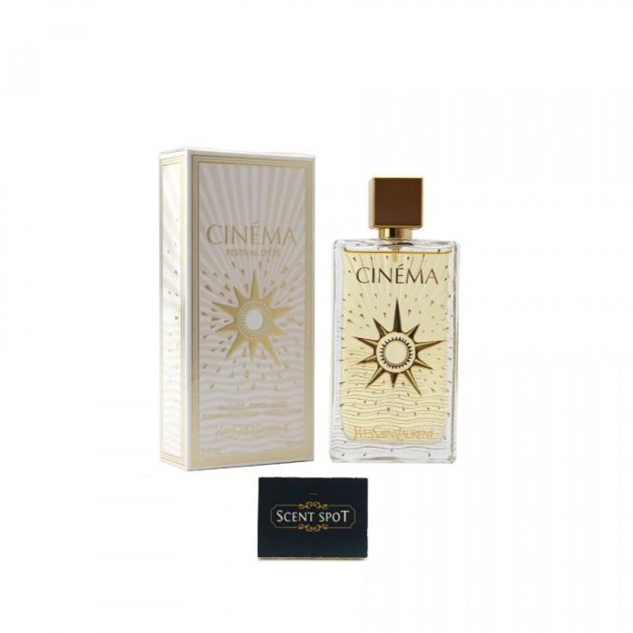 Cinema Summer Fragrance by Yves Saint Laurent (New in Box) 90ml Eau D'Ete Spray (Women)