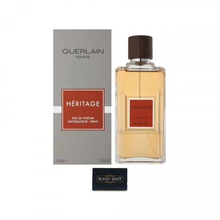 Heritage by Guerlain (New in Box) 100ml Eau De Parfum Spray (Men)