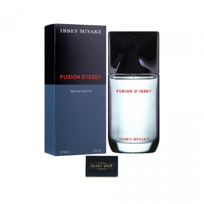 Fusion D'issey by Issey Miyake (New in Box) 100ml Eau De Toilette Spray (Men)