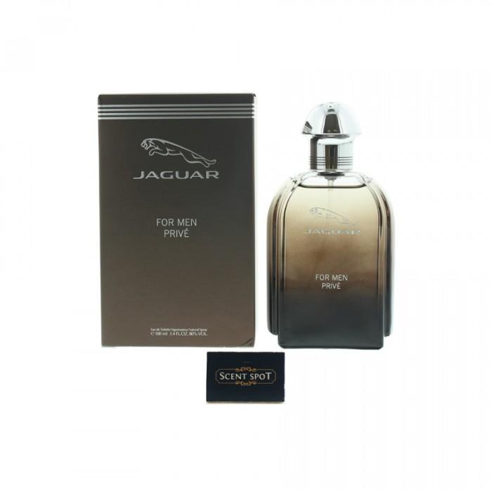 Prive by Jaguar (New in Box) 100ml Eau De Toilette Spray (Men)