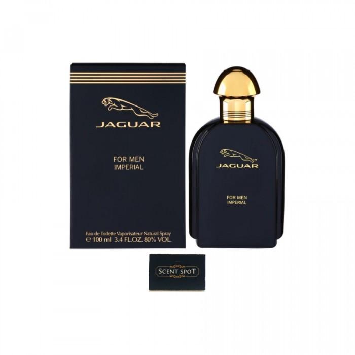 Imperial by Jaguar (New in Box) 100ml Eau De Toilette Spray (Men)