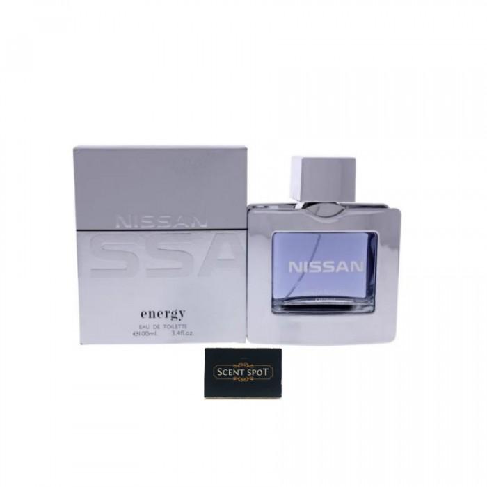 Energy by Nissan (New in Box) 100ml Eau De Toilette Spray (Men)