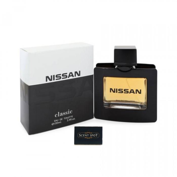 Classic by Nissan (New in Box) 100ml Eau De Toilette Spray (Men)