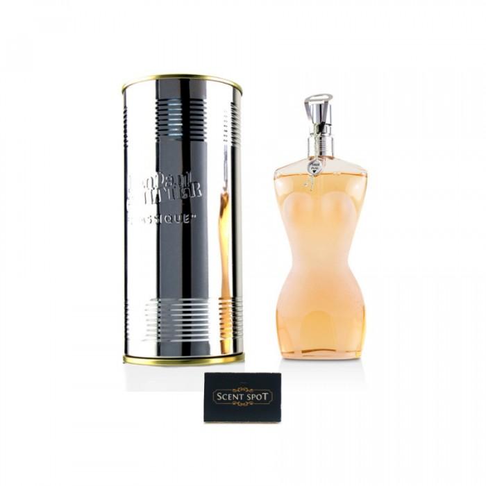 Jean Paul Gaultier by Jean Paul Gaultier (New in Box) 100ml Eau De Toilette Spray (Women)