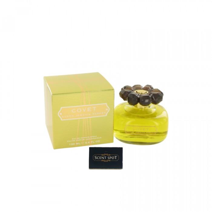 Covet by Sarah Jessica Parker (New in Box) 100ml Eau De Parfum Spray (Women)