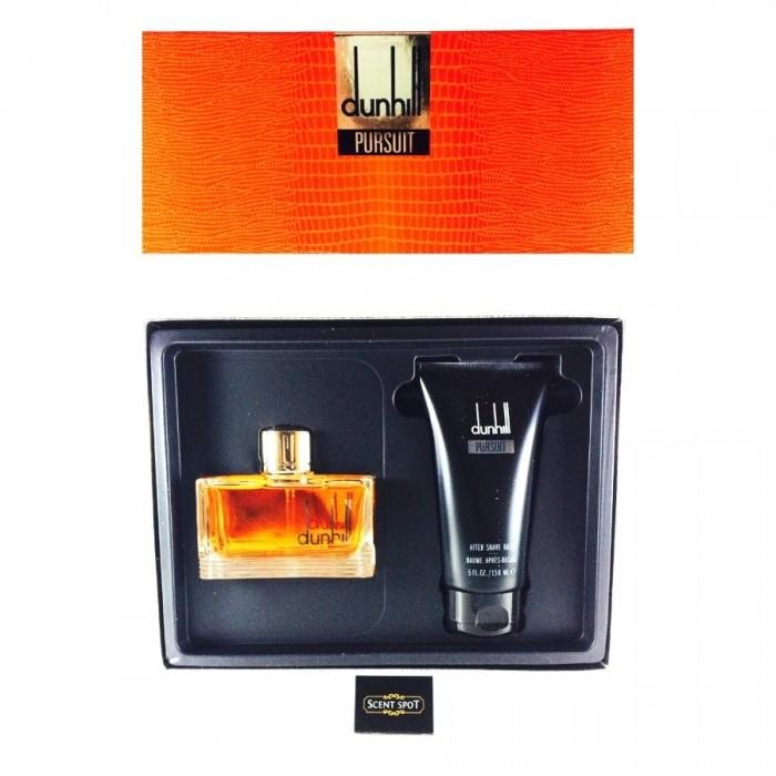 Pursuit by Alfred Dunhill (Gift Set) - 75ml Eau De Toilette Spray + 150ml After Shave Balm (Men)