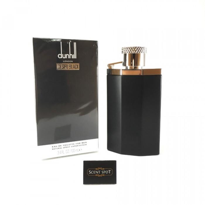 Desire Black by Alfred Dunhill (New in Box) 100ml Eau De Toilette Spray (Men)