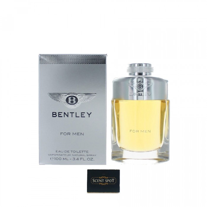 Bentley by Bentley (New in Box) 100ml Eau De Toilette Spray (Men)