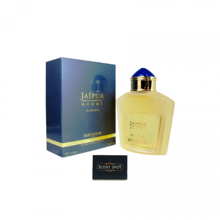 Jaipur by Boucheron (New in Box) 100ml Eau De Parfum Spray (Men)