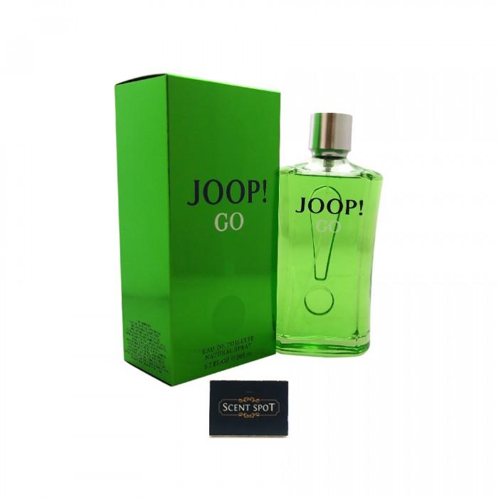 Go by Joop! (New in Box) 200ml Eau De Toilette Spray (Men)