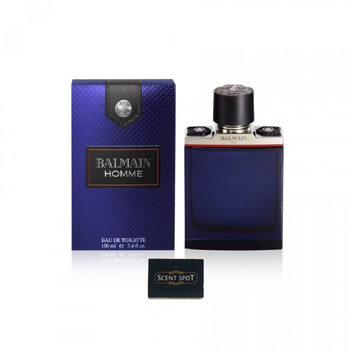 Balmain Homme by Pierre Balmain (New in Box) 100ml Eau De Toilette Spray (Men)