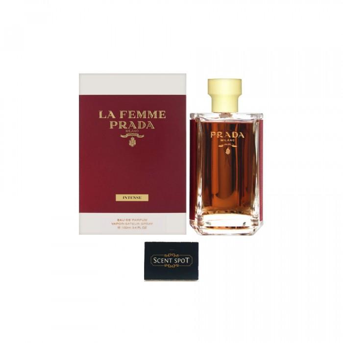 La Femme Intense by Prada (New in Box) 100ml Eau De Parfum Spray (Women)