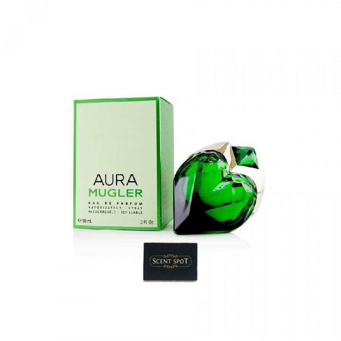 Aura by Thierry Mugler (New in Box) 90ml Eau De Parfum Spray (Women)