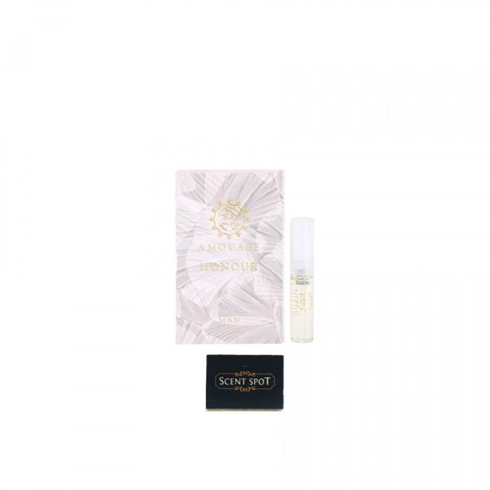 Honour by Amouage (Vial / Sample) 2ml Eau De Parfum Spray (Men)