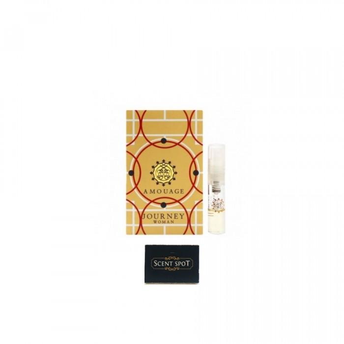 Journey by Amouage (Vial / Sample) 2ml Eau De Parfum Spray (Women)