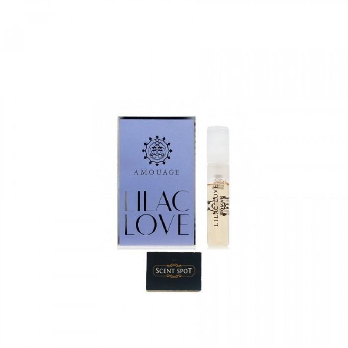 Lilac Love by Amouage (Vial / Sample) 2ml Eau De Parfum Spray (Women)