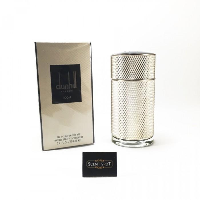 Icon by Alfred Dunhill (New in Box) 100ml Eau De Parfum Spray (Men)