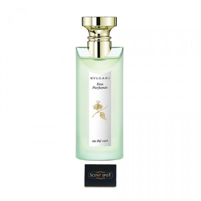 Eau Parfumee Au The Vert by Bvlgari (Tester) 75ml Eau De Cologne Spray (Unisex)