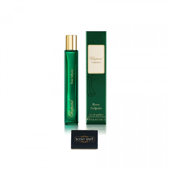 Rose Seljuke by Chopard (Miniature / Travel) 10ml Eau De Parfum Spray (Unisex)