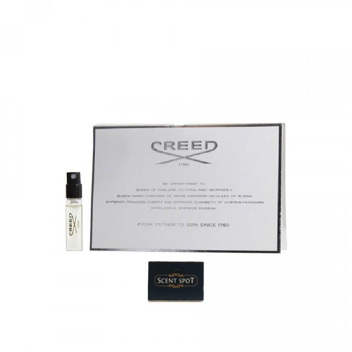 Green Irish Tweed by Creed (Vial / Sample) 2.5ml Eau De Parfum Spray (Unisex)