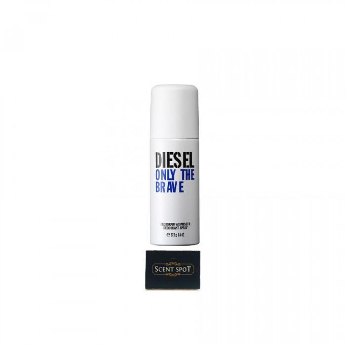 Only The Brave by Diesel (Deodorant) 150ml Spray (Men)