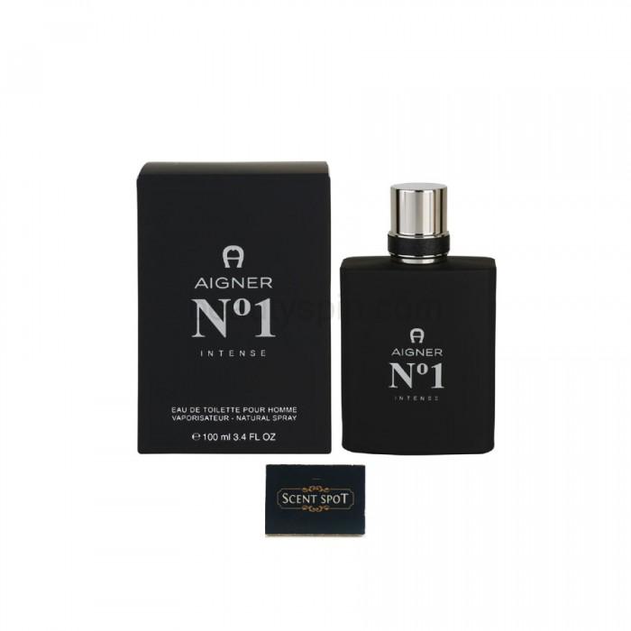 No.1 Intense by Etienne Aigner (New in Box) 100ml Eau De Toilette Spray (Men)