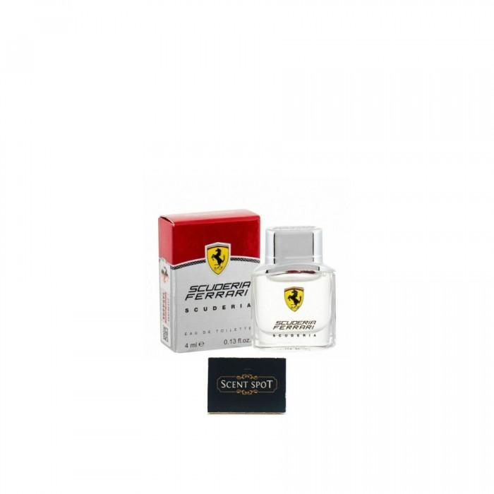 Scuderia by Ferrari (Miniature / Travel) 4ml Eau De Toilette Dab On (Men)