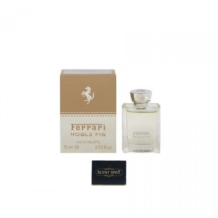 Noble Fig by Ferrari (Miniature / Travel) 10ml Eau De Toilette Dab On (Unisex)