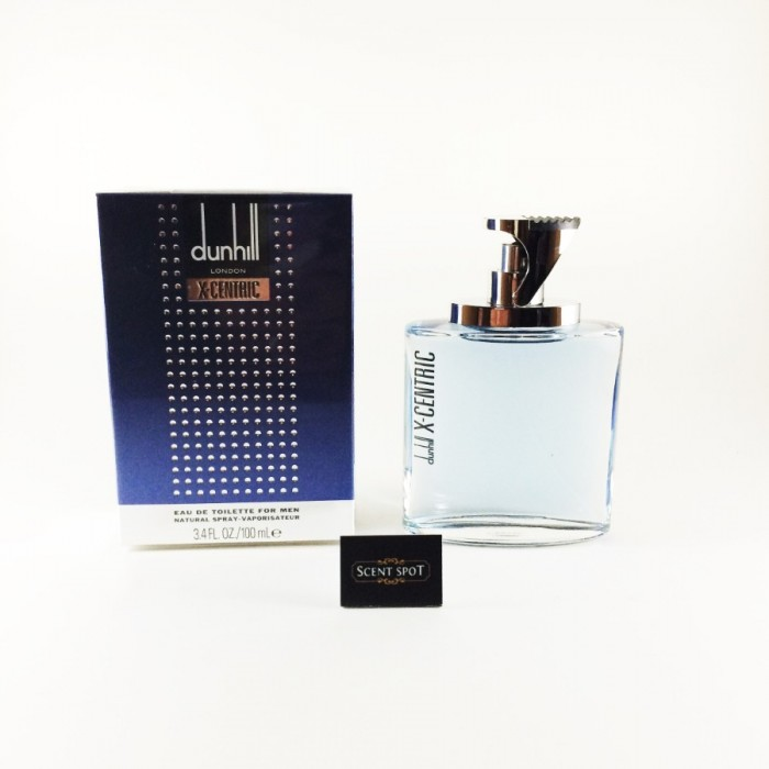 X-Centric by Alfred Dunhill (New in Box) 100ml Eau De Toilette Spray (Men)