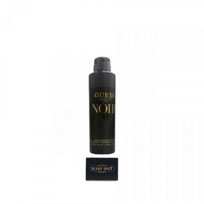 Seductive Noir by Guess (Body Spray) 226ml Spray (Men)