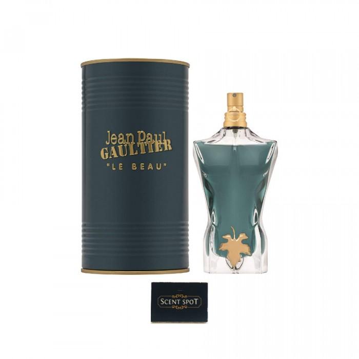 Le Beau by Jean Paul Gaultier (New in Box) 125ml Eau De Toilette Spray (Men)