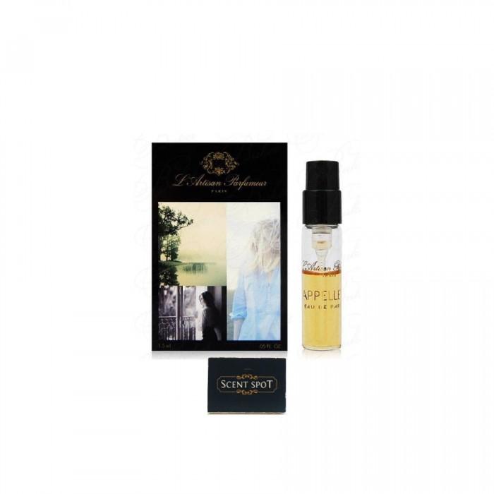 Rappelle-Toi by L'Artisan Parfumeur (Vial / Sample) 1.5ml Eau De Parfum Spray (Unisex)