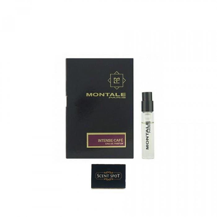 Intense Cafe by Montale (Vial / Sample) 2ml Eau De Parfum Spray (Unisex)