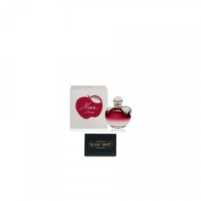 Nina L'elixir by Nina Ricci (Miniature / Travel) 4ml Eau De Parfum Dab On (Women)
