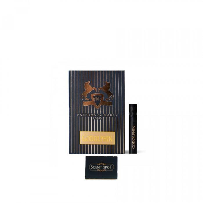 Godolphin by Parfums De Marly (Vial / Sample) 1.2ml Eau De Parfum Spray (Men)