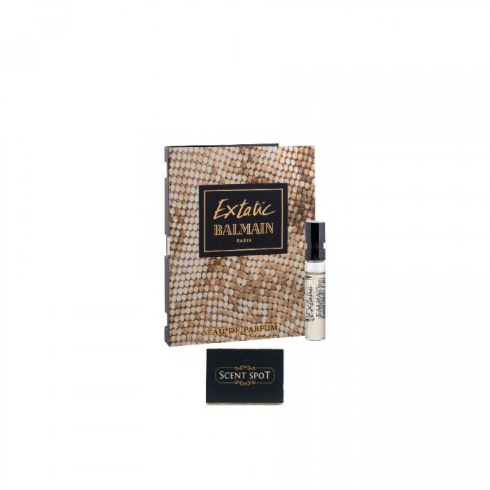 Extatic by Pierre Balmain (Vial / Sample) 2ml Eau De Parfum Spray (Women)