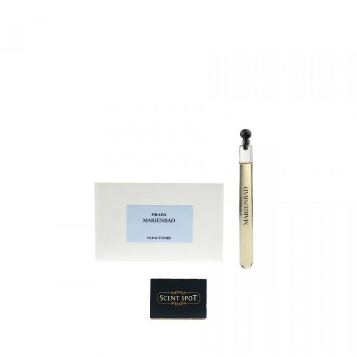 Marienbad by Prada (Miniature / Travel) 4ml Eau De Parfum Dab On (Unisex)