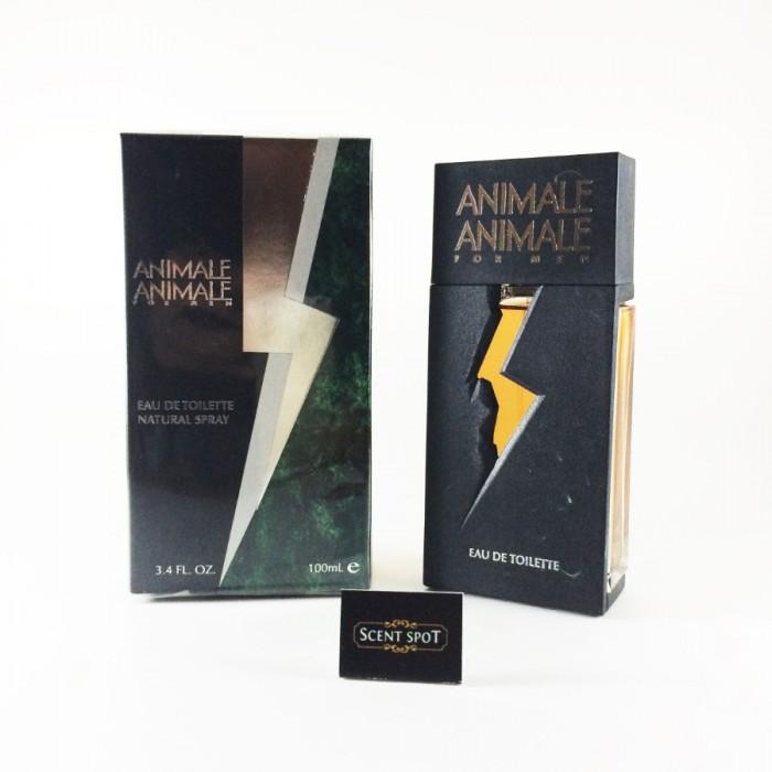 Animale by Animale (New in Box) 100ml Eau De Toilette Spray (Men)